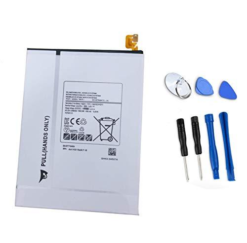 """ASKC 3.85V 15.4Wh 4000mAh EB-BT710ABE Tablet Batteria per Samsung Galaxy Tab S2 8.0"""" WiFi LTE-A SM-T710 T715 T719 SM-T715C T713 T715Y T715N0 T715Y Series EB-BT710ABC EB-BT710ABA with Tools"""