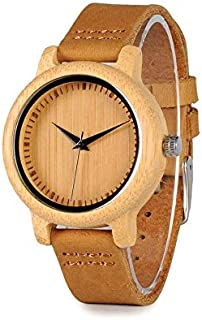 BOBO BIRD wooden men wristwatch