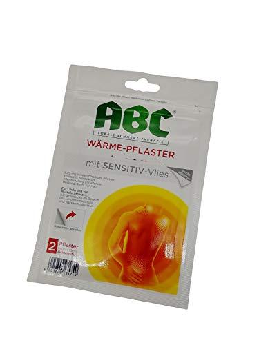 Hansaplast med ABC Wärme-Pflaster sensitive 2 Stück