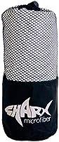 SHARX Toalla de Microfibra Deportiva Grande 80 x 160cm + Toalla Chica de Regalo