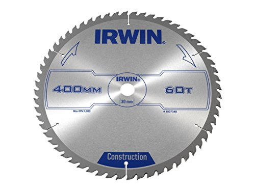 Irwin - Disco sierra circular 400mm/60t mesa+inglete