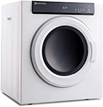 Sentern Electric Portable Clothes Dryer, Front Load Compact Tumble Laundry Dryer with Touch Screen Panel (SN-24)