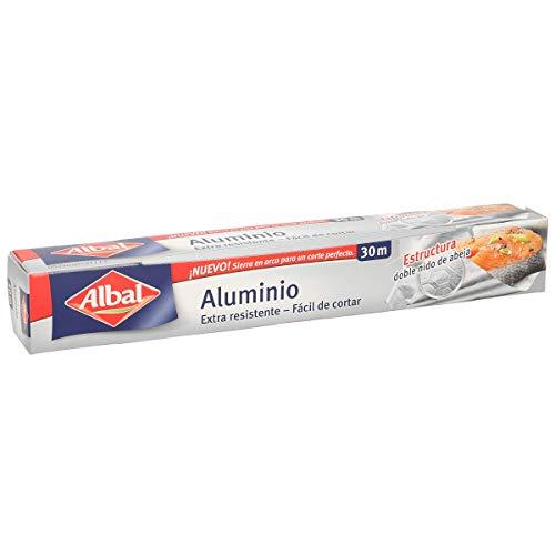 ALBAL papel aluminio 30 m