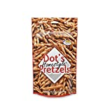 Dot's Homestyle Pretzels 1 lb. Bag (2 Bag) 16 oz. Unique Seasoned Pretzel Snack Sticks