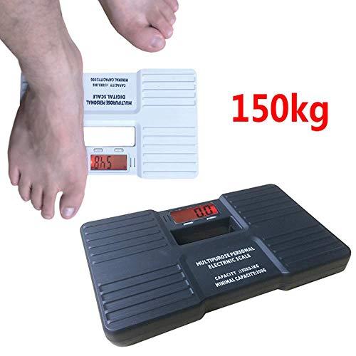 150kg 0.1kg digitale persoonlijke weegschalen precisie elektronische badkamer menselijk lichaam vloerweegschaal draagbare lichaamsgezondheid weegschaal