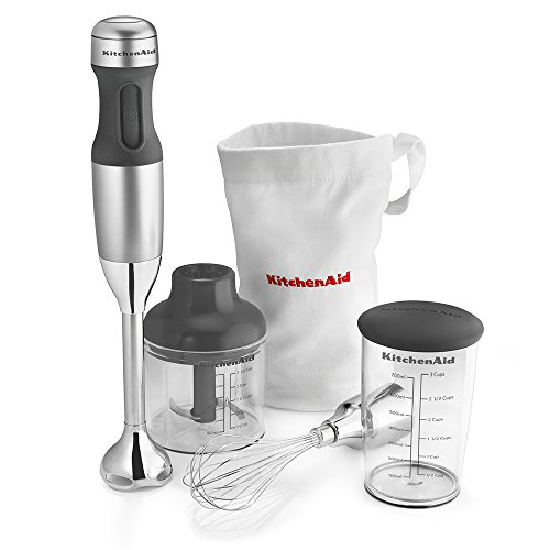 KitchenAid Hand Blender - Contour Silver