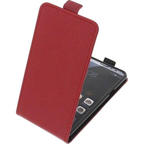 foto-kontor Tasche für coolpad Max Smartphone Flipstyle Schutz Hülle rot