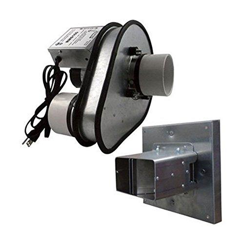 Tjernlund RMS160 Sidewall Radon Mitigation System: Built In Household Ventilation Fans: Amazon.com: Industrial & Scientific