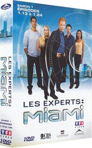 Les Experts : Miami - Saison 1 vol. 2 [Francia] [DVD]