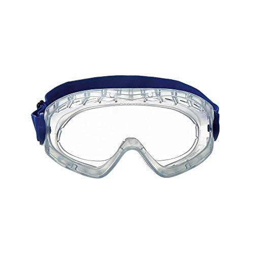 Dräger X-pect 8510 Gafas de Seguridad | Protección Ocular hermética, antivaho y Resistente a los arañazos para Trabajos de Laboratorio y químicos | 1 gafa