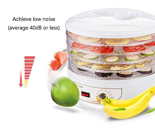 Affordable Food dryer Digital DehydratorFood Dehydrators Machine Mini Household 5 Layer Fruit Dehydr...