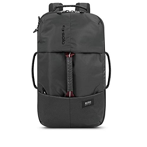 SOLO All-Star Hybrid Backpack, Black, One Size