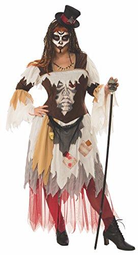 Rubie's Women's Conjure Woman, As Shown, Plus