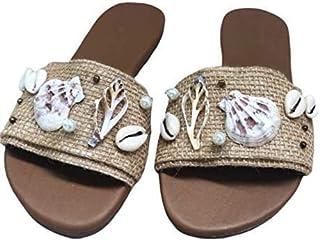 Kiki Boho   Sea Sandals, sandalias artesanales de piel y yute hechas por artesanos mayas talla 4mx- 7us