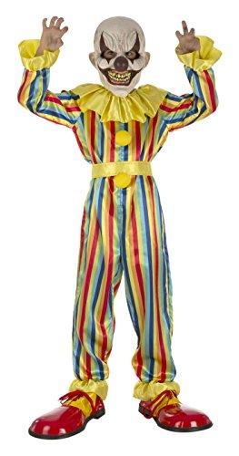 Desconocido My Other Me-204387 Disfraz Prank clown para niño, 10-12 años (Viving Costumes 204387)