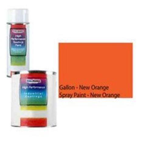 Toyota Forklift Spray Paint Orange