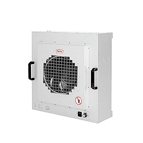 950-1120rmp Fan Filter Unit Hepa Filter, Industrial Ffu Air Purifier, Dust-Free Workshop Filters, Fan Purification Unit