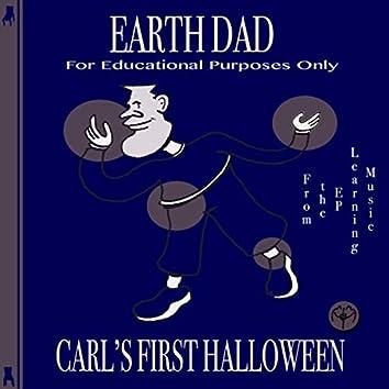 Carl's First Halloween