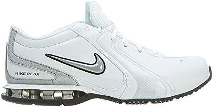 Nike Men's Reax TR III SL Cross Trainer (11.5 D(M) US, White/Metallic Silver)