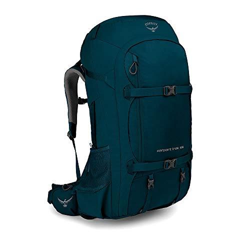Osprey Farpoint Trek 55 Reisetasche für Männer - Petrol Blue O/S