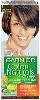Garnier Naturals Creme Hair Color, 100 ml - Dark Blonde 6