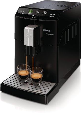 Saeco Minuto - Cafetera espresso automática,...