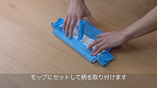 アイオン 水滴ちゃんとふき取りクロスワイパーセット 813-ST