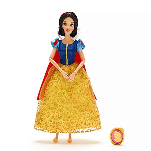 Boneca Princesa Branca de Neve com Pendante Disney Store