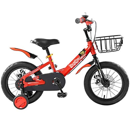 Best Review Of FQCD Kids Bike, Boy's Girl's Kids Children Bike Child Bicycle with Hand Brake and Bas...
