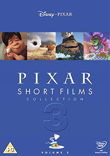 Pixar Shorts Vol 3 [UK Import]