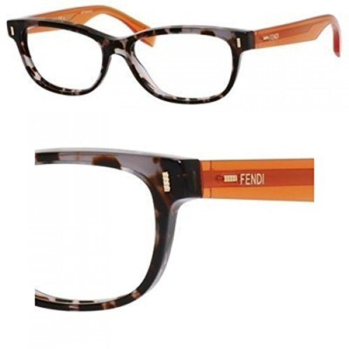 Fendi FF 0034 RXD/15 -54 -15 -135 Fendi Brillengestelle FF 0034 RXD/15 -54 -15 -135 Rechteckig Brillengestelle 54, Grau