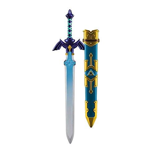 ZELDA Link Deko-Schwert aus Skyward Sword Masterschwert 66cm Kunststoff