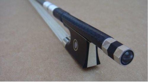 D Z Violino # 609modello intrecciato in fibra di carbonio violino Full Size 4/4