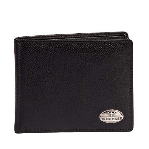 Chiemsee Scheintasche Quer 5 Kreditkartenfächer Oval Leder Medium 9,9 x 12,3 x 2,7 cm (H/B/T) Herren Geldbörsen (64141)