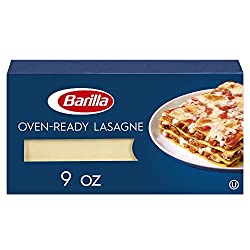 Image of No Boil Lasagna Noodles