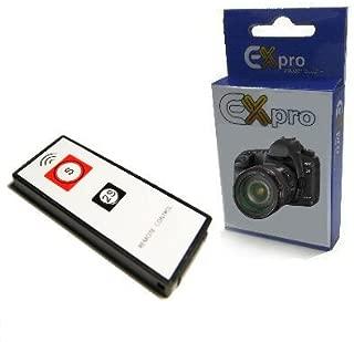 100m Disparador remoto inal/ámbrico para c/ámaras digitales SLR Sony A7//A7R//A7RS//A58//NEX-3NLA6000//A5000//A3000//HX300//RX1R//RX10//RX110II CameraPlus/® Alta velocidad 320ft CP-RWT-S2