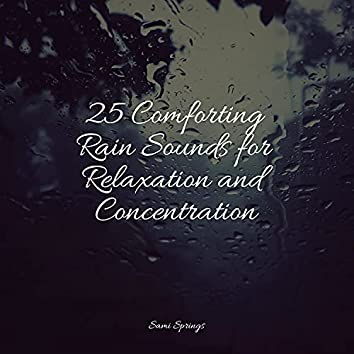 25 Comforting Rain Sounds for Relaxation and Concentration