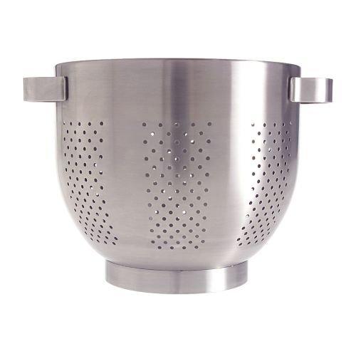 Ikea Colander 9 Stainless Steel Strainer Pasta Vegetable Cookware Pot Ordning