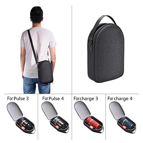 JSxhisxnuid Hart Reis Case Case Bag voor JBL Charge 3 / Charge 4 / Pulse 3 / Pulse 4 draagbare Bluetooth luidspreker