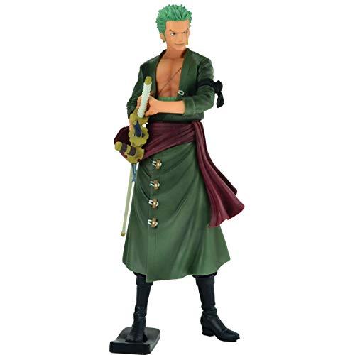 Banpresto One Piece Grandista-THE GRANDLINE MEN-RORONOA ZORO figure japan only