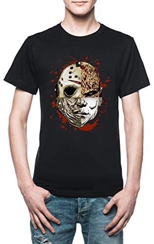Vendax Horror TRITURAR Camiseta Hombre Negro