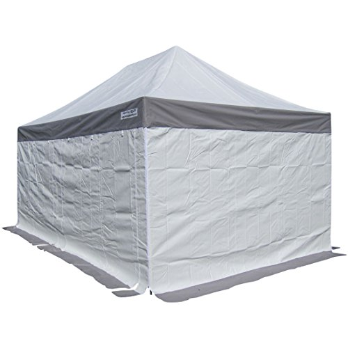 8x4m ALU Profi Faltzelt Marktzelt Marktstand Tent 50mm Hex mit Metallgelenken und PVC PLANEN FEUERHEMMENDEN von AS-S