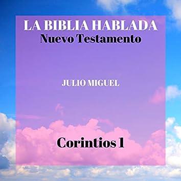 La Biblia Hablada: Nuevo Testamento - Corintios 1