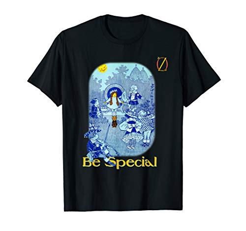 Der Zauberer von OZ Sei besonders! T-Shirt