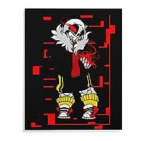 アートパネル ポスター アンダーテール 装飾画 ポスター 絵画 壁掛け 壁の絵 おしゃれポスター アートフレーム アート壁掛け 掛け画 飾り絵 部屋飾り インテリア ホームルーム装飾 玄関 店舗 新築お祝い て取り付けやすい プレゼント