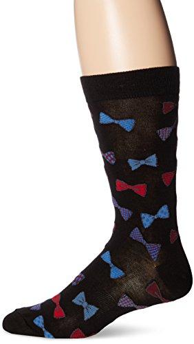K. Bell Men's Fun Occupational Novelty Crew Socks, Game Controller (Charcoal), Shoe...