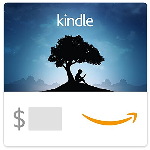 Amazon eGift Card - Kindle Books. Buy it now for 50.00