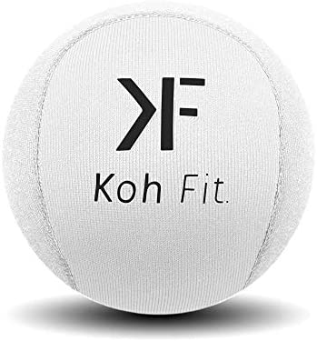 Koh Fit Stress Ball for Adults Stress Reliever Squeeze Balls for Hand Therapy and Stress Relief product image