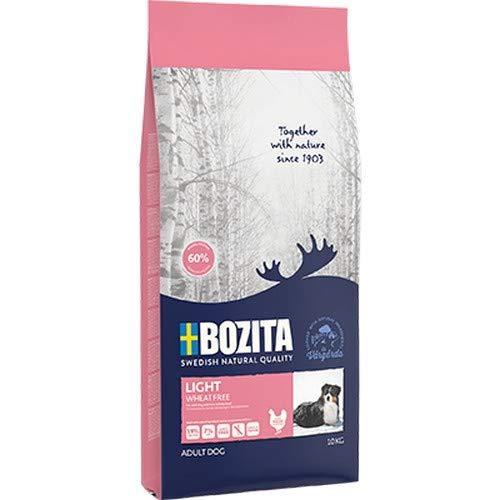 Bozita Hundefutter Naturals Light, 1er Pack (1 x 10 kg)