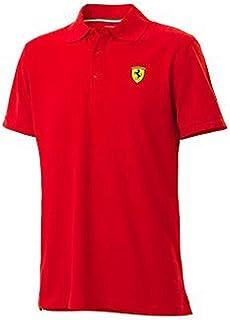 Ferrari Classic Shield Polo Shirt